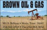 Brown Oil & Gas Co.
